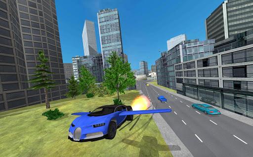 Ultimate Flying Car Simulator 1.01 22