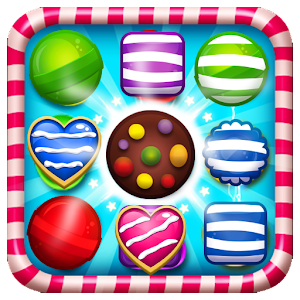 Candy Sweet Mania for PC and MAC