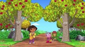"""Dora fête le jour de """"Thanksgiving"""""""