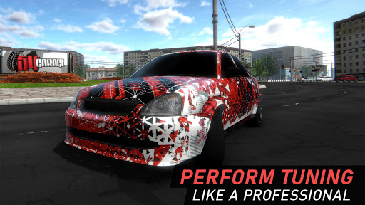 Garage 54 - Car Tuning Simulator 1.24 screenshots 2