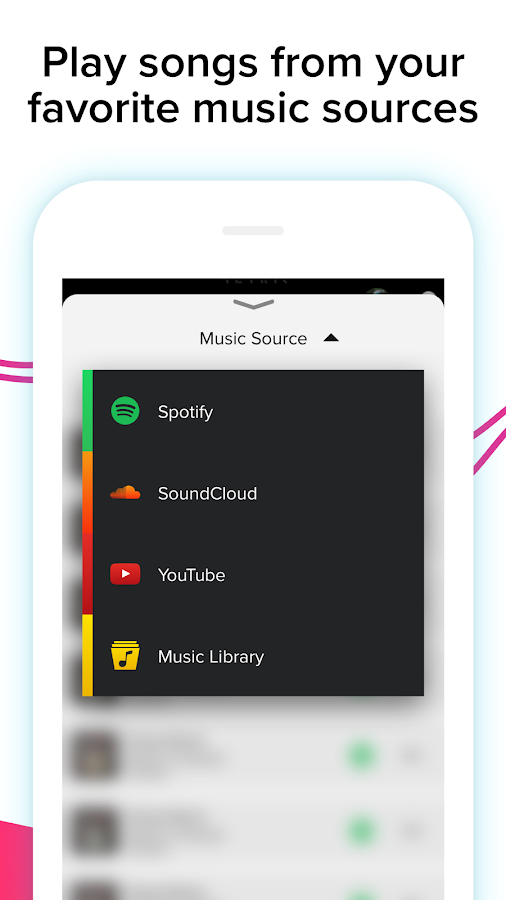 Play Music Louder on YouTube, Spotify & SoundCloud- screenshot