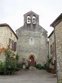photo de Eglise de Caïx