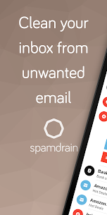 Spamdrain – email spam filter App Download For Android and iPhone 1