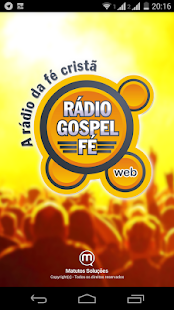 Rádio Gospel Fé- screenshot thumbnail