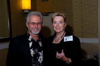 Photo: Harry Fussganger and Peggy Tremayne