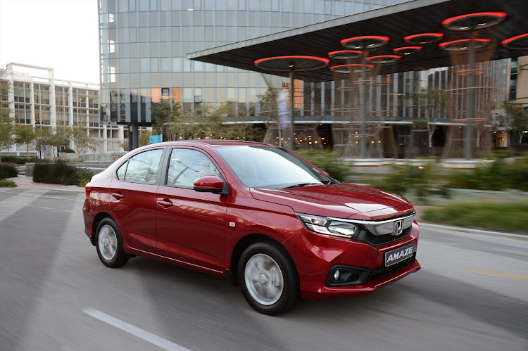 The 2019 Honda Amaze isn't going to win any beauty pageants