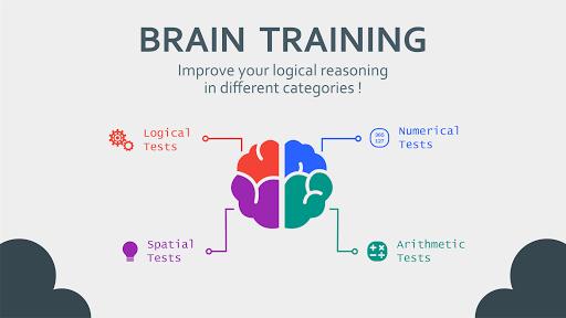 Logic - Brain IQ Tests and Training screenshot 9