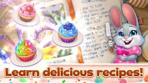 Sweet Escapes: Design a Bakery with Puzzle Games modavailable screenshots 8