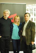Photo: Javier Codesal, Vicky Calavia, José Carlos Arnal