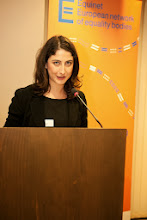 Photo: Ilaria Volpe Equinet Policy Officer Gender Equality