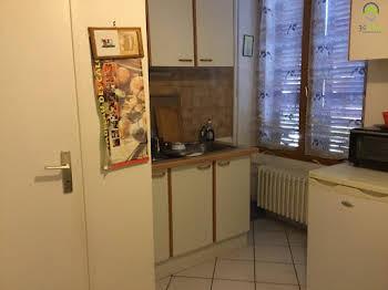 Appartement 2 pièces 19,68 m2