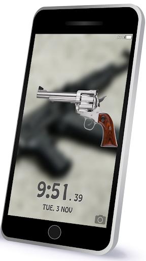 Revolver Lock Screen