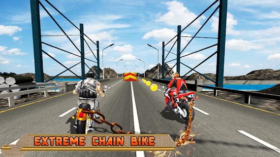 Chain Bike Traffic Race: Thrill Racing 2018 - náhled