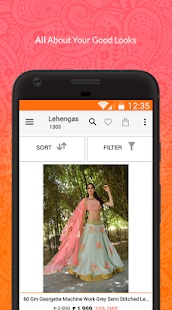 IndiaRush Women Ethnic Fashion- screenshot thumbnail