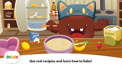 Kids Bakery Story ?:Preschool Math Learning Games 13 screenshots 3