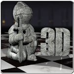 Ancient Chess 3D Icon