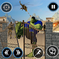 Incredible Monster VS US Army Prison Action Games