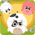 Angry Farm - Wild Frenzy Escape icon