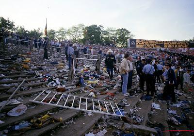 35 jaar geleden: Heizeldrama: voetbalfeest ontaardt in bloedbad