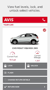 Avis Car Rental screenshot 3