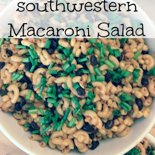 Southwestern Macaroni Salad