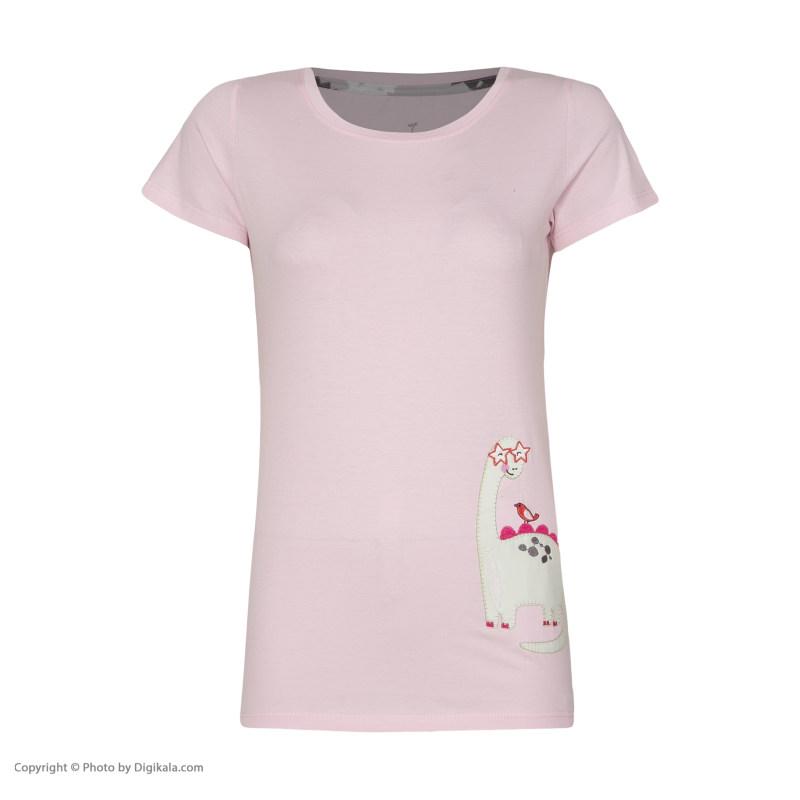 ست تی شرت و شلوار زنانه ناربن مدل 1521322-84