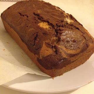 Molasses Pound Cake.