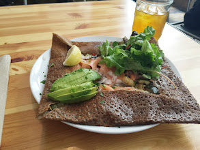 Photo: another great Galette place in the city