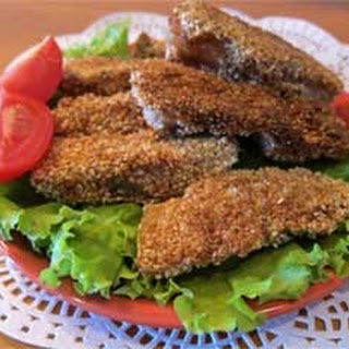 Sesame-Crusted Fish Fillets
