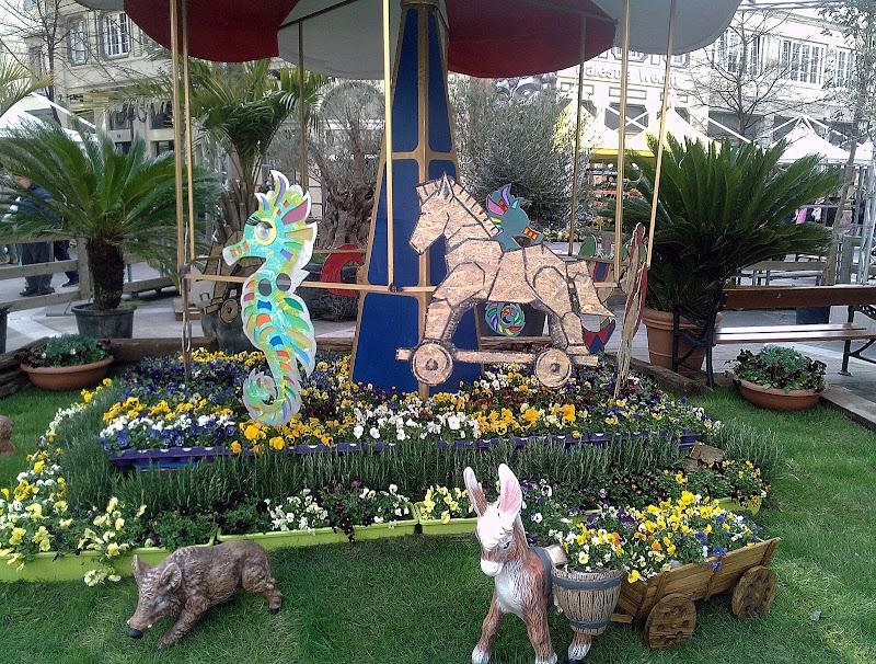 Primavera in città di Annalisa Mauro