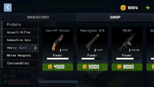 Pixel Combat: World of Guns 1.4 screenshots 4