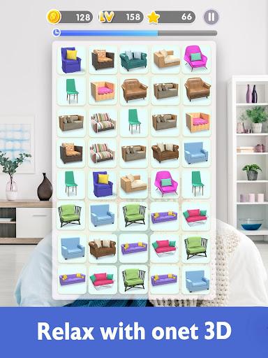 Onet 3D - Classic Link Puzzle apktram screenshots 13