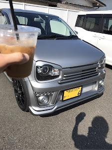アルトワークス HA36S AGS 2WDのカスタム事例画像 淡々さんの2018年07月21日01:04の投稿