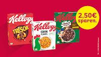Angebot für Kaufe 2 Kellogg's® Produkte und spare 2,50€ im Supermarkt