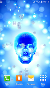 Skulls Live Wallpapers Apk 5