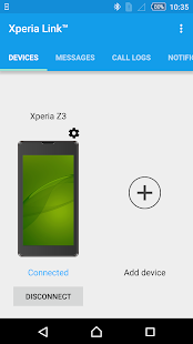 Xperia Link™- screenshot thumbnail