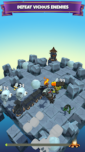 Blocky Knight Screenshot