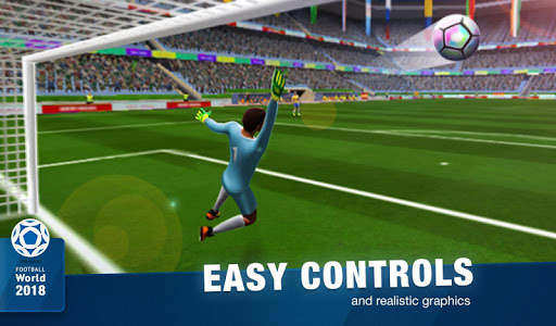FreeKick Soccer World 2018 1.6.6 gameplay | by HackJr.Pw 19