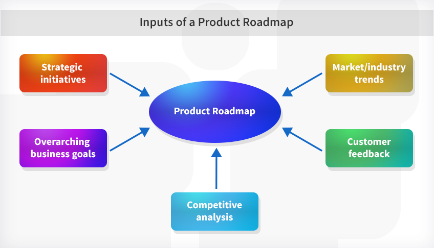 Product roadmap inputs