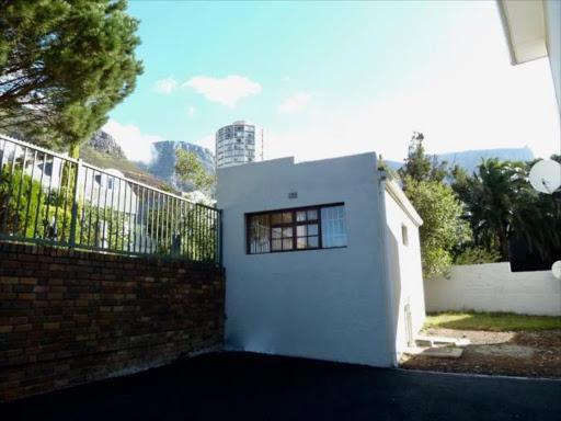 This 21 square metre ''cottage'' was advertised online for R950,000.