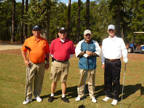 Photo: Sponsor: Valley of New Bern (Team members not in order) Bobby Meadows, Billy MacIntosh, Johnny Surles, Tom Robinson