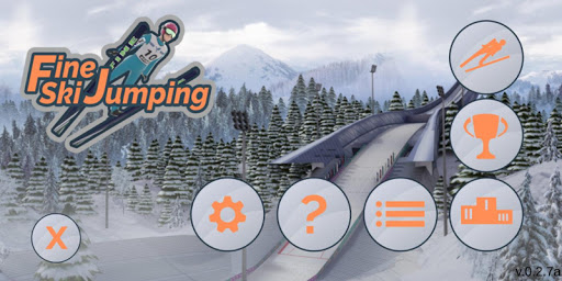 Fine Ski Jumping apkdebit screenshots 6