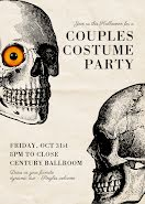Couples Costume Party - Halloween item