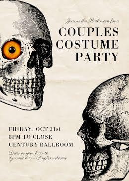 Couples Costume Party - Halloween item