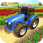 Tulip Farming Simulator - Holland Farmer Sim Icon