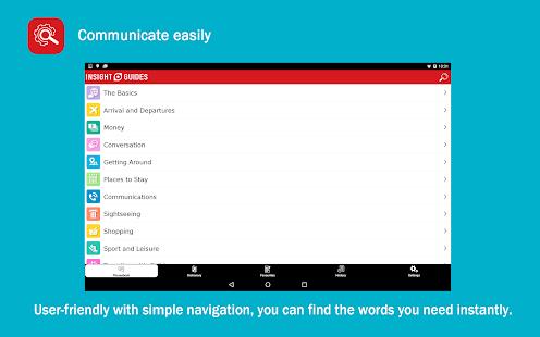 Insight Guides Phrasebooks screenshot