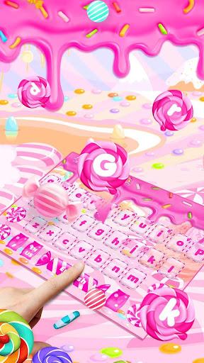 Cute Candy Keyboard cheat hacks