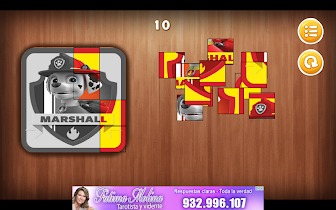 Paw Puppy Patrol Puzzle - screenshot thumbnail 11