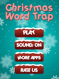 Christmas Word Trap:Word Puzzle