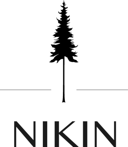 Clothing company Nikin logo